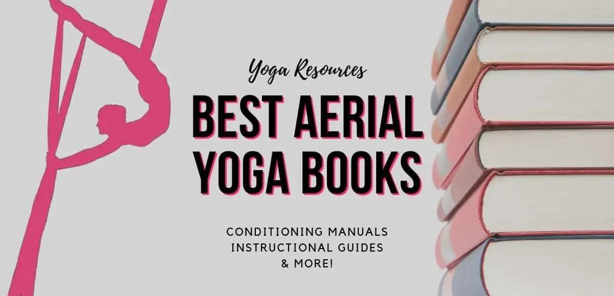 best aerial yoga books