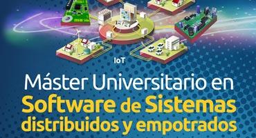 Máster en Software de sistemas distribuidos y empotrados