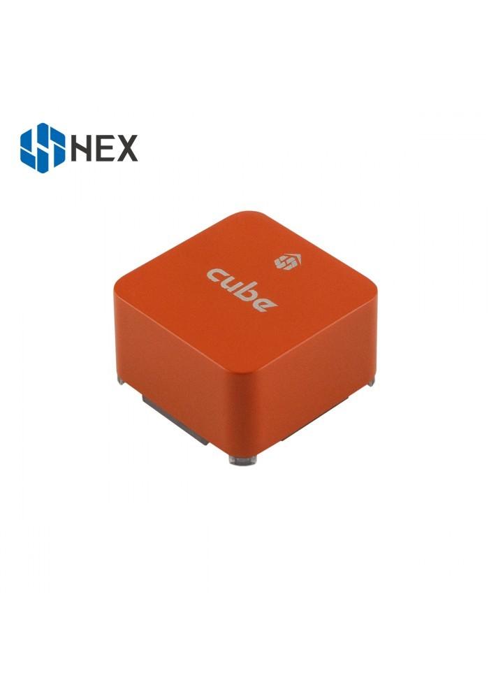 CUBE HEX orange