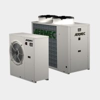 HEAT PUMPS AIR TO WATER - Aermec UK Ltd - UK Leaders in ...