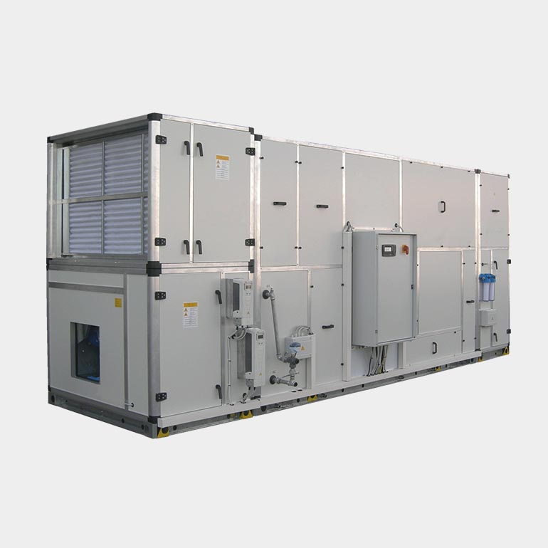 Adiabatic Hybrid Coolers