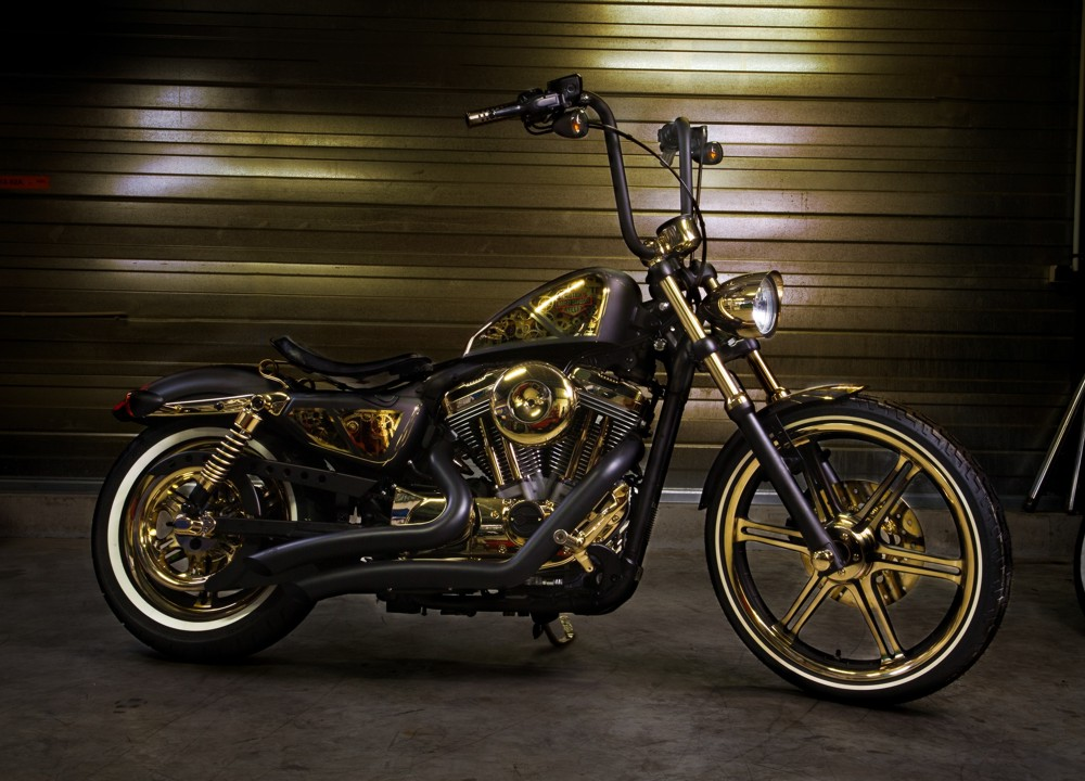 Dcoration Moto Trike Design Dessin Peinture Perso