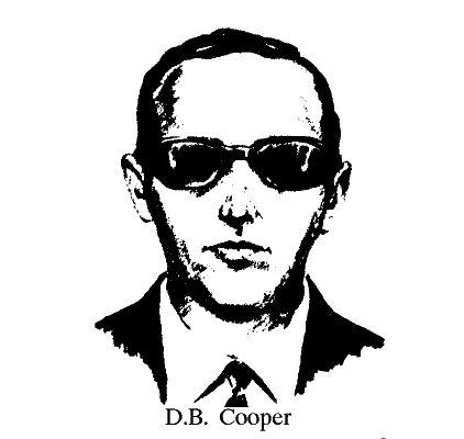 D B Cooper