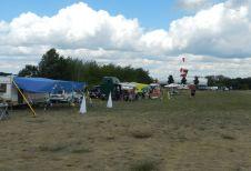 Das Lager der Teilnehmer
