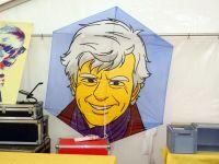 Michael von Flying Colors, Veranstalter des Drachenfest
