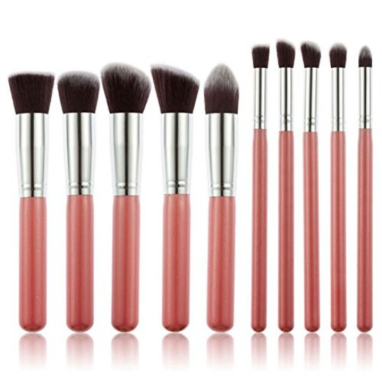 Generic foundation eyeshadow makeup brush