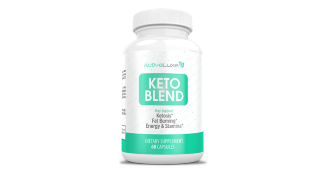 Active Luxe Keto Blend review