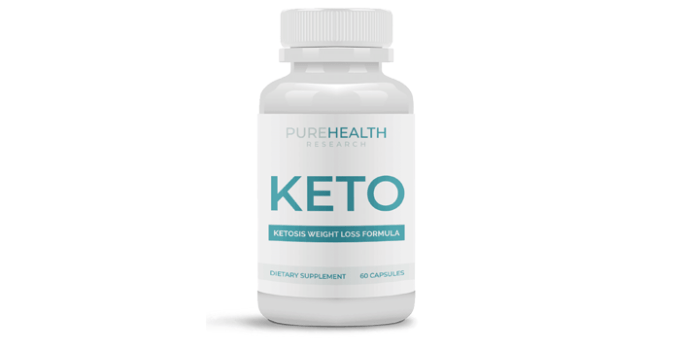 Pure Health Research Keto review