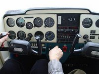 F-BXNN cockpit