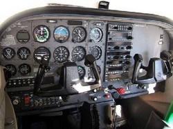 F-HCAS cockpit