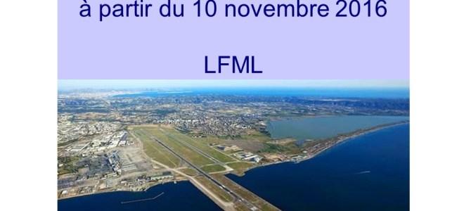 ATTENTION : Nouveaux points de transit VFR Marseille Provence
