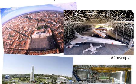 Toulouse, berceau de l'aéronautique