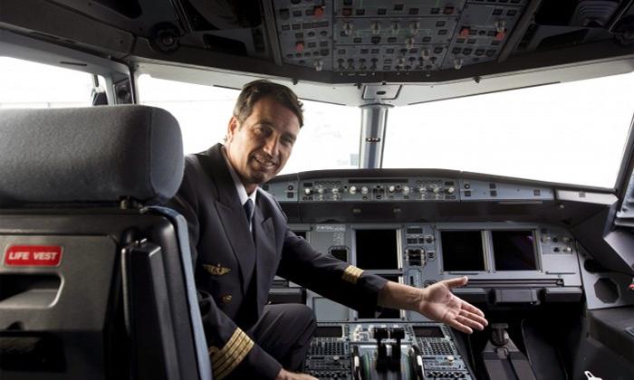 cv pilote de ligne air france