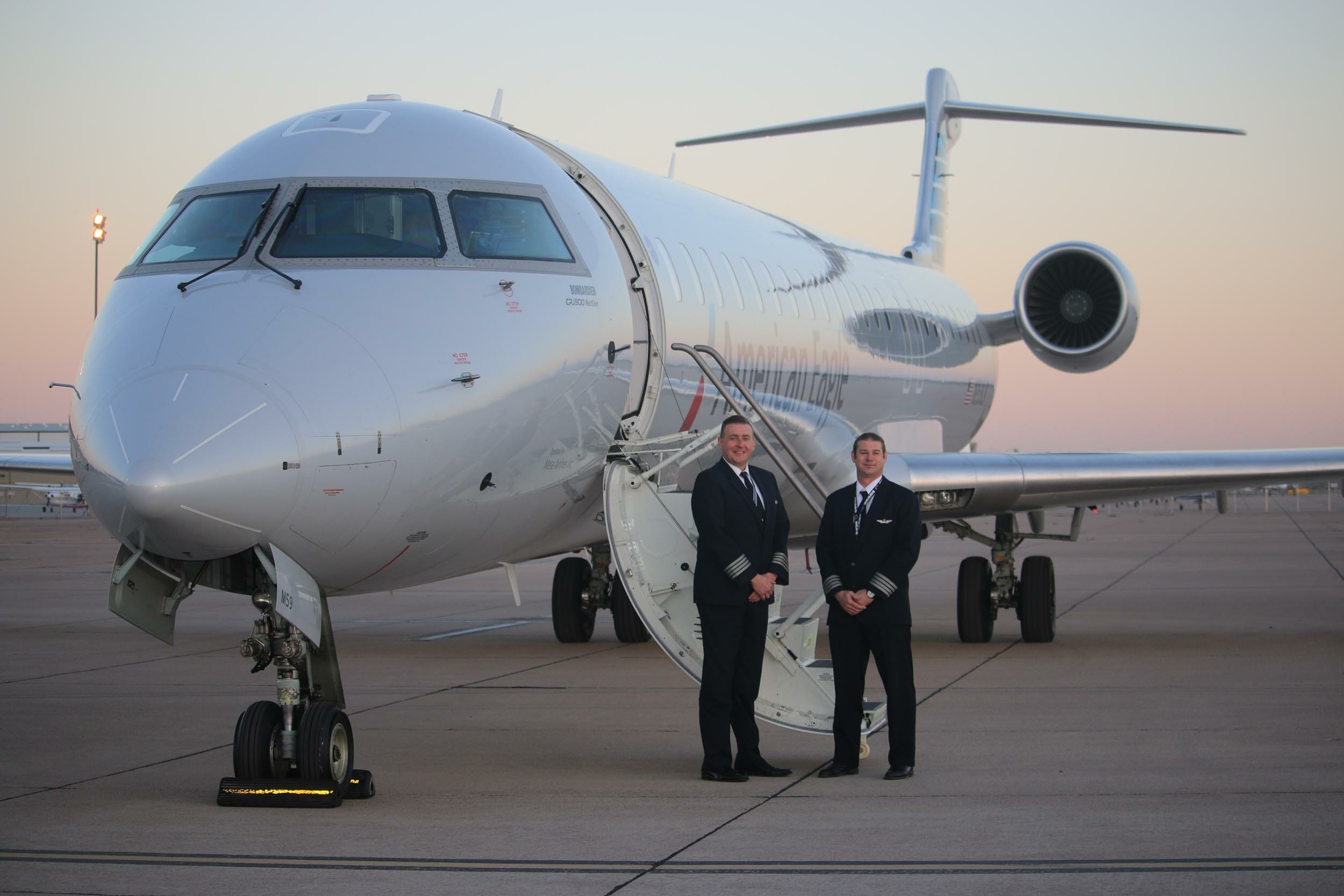 Mesa Airlines  Aero Crew News
