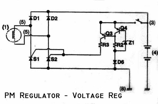Kubota Rectifier Wiring Diagram. 4 Wire Regulator Diagram ...