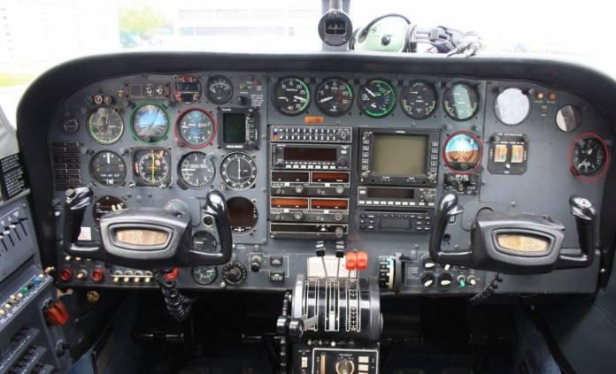 N3938G Cockpits