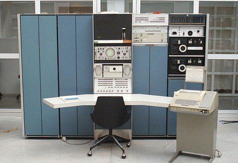 Micro computador da década de 60.