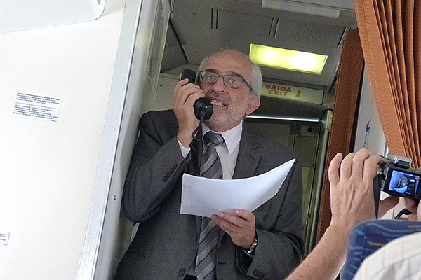 Presidente Avianca Brasil
