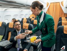 Business Class Alitalia
