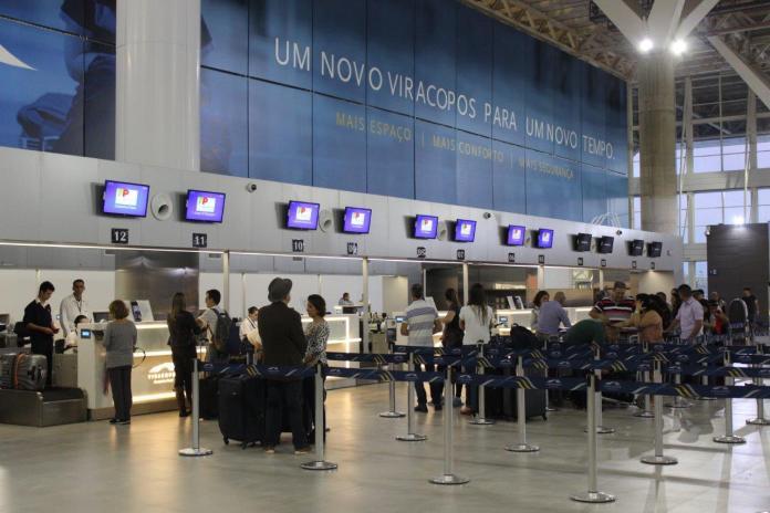 Foto - Aeroporto de Viracopos