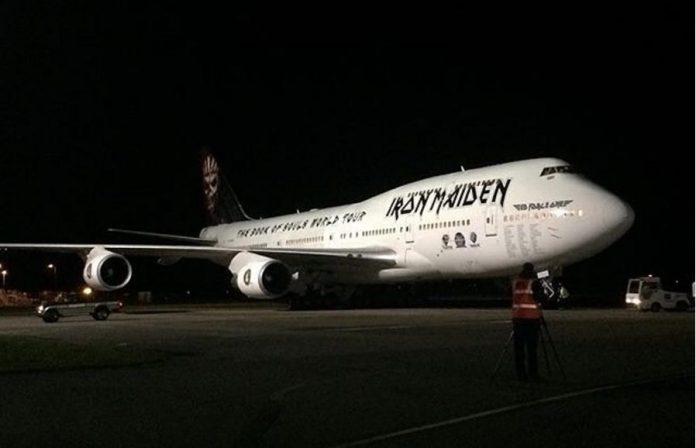 ed force one 747