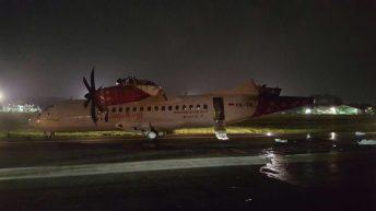 ATR-42-600 Transnusa Créditos: @ArvinTunas