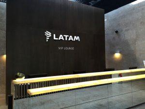 VIP Lounge da LATAM