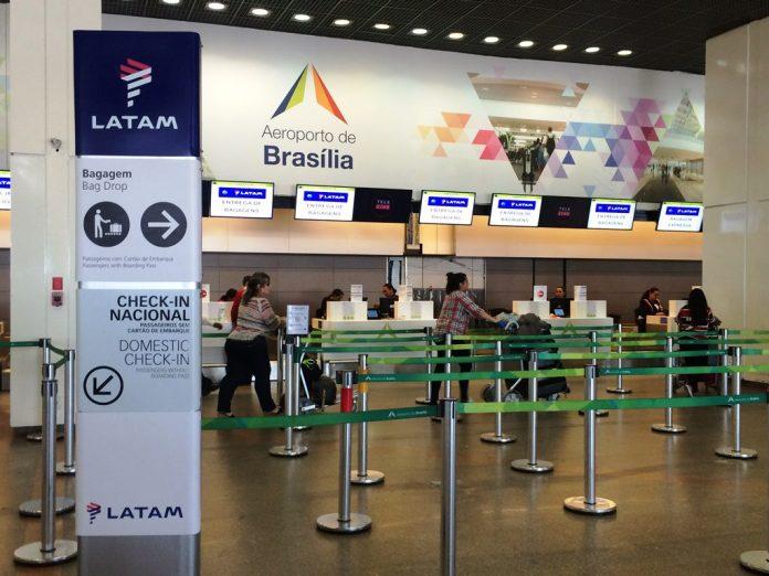 Foto - Aeroporto de Brasília