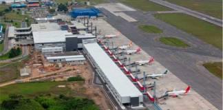 Aeroporto de Curitiba Aeroportos