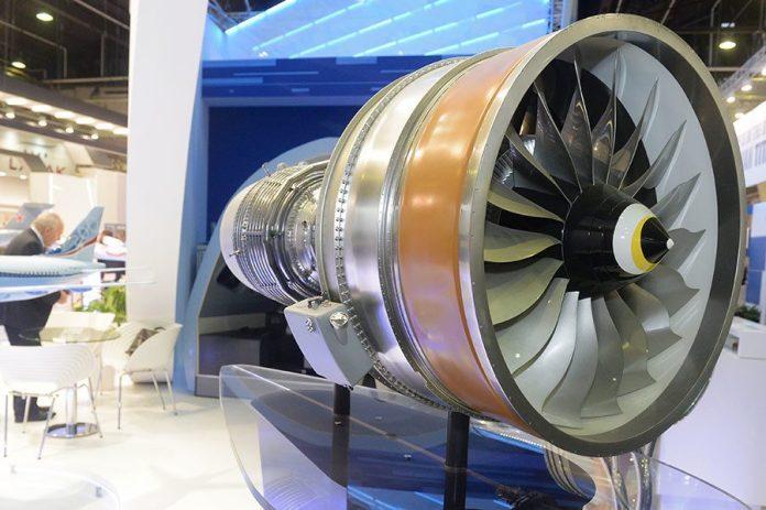 Motor PD-14. Foto - Mikhail Voskresenskiy