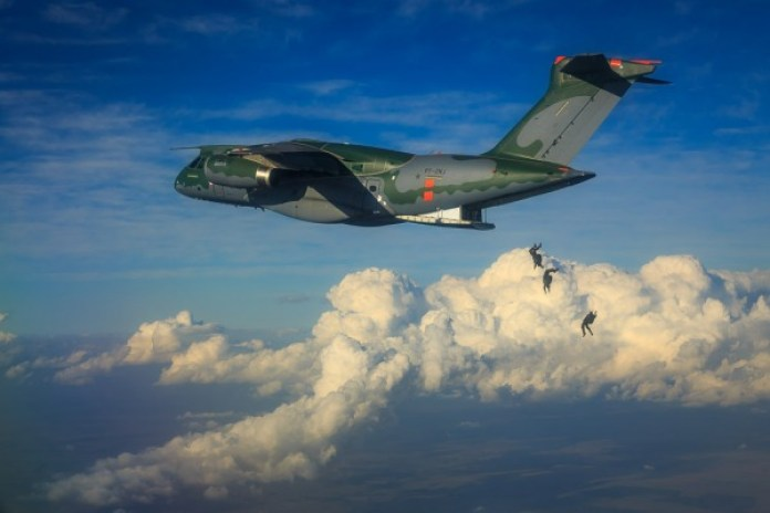 Foto - Sgt. Batista / Força Aérea Brasileira