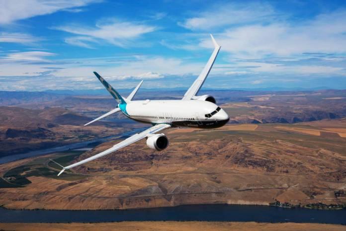Foto - Divulgação/Boeing