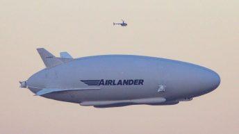 Foto - Hybrid Air Vehicles/Divulgação