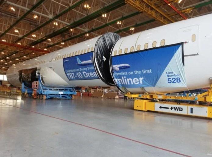 Boeing 787 FAA Estados Unidos