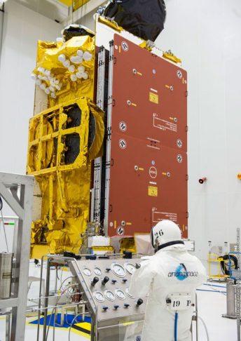 Foto - Ariane Space/Reprodução