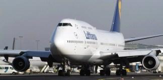 Boeing 747 Lufthansa