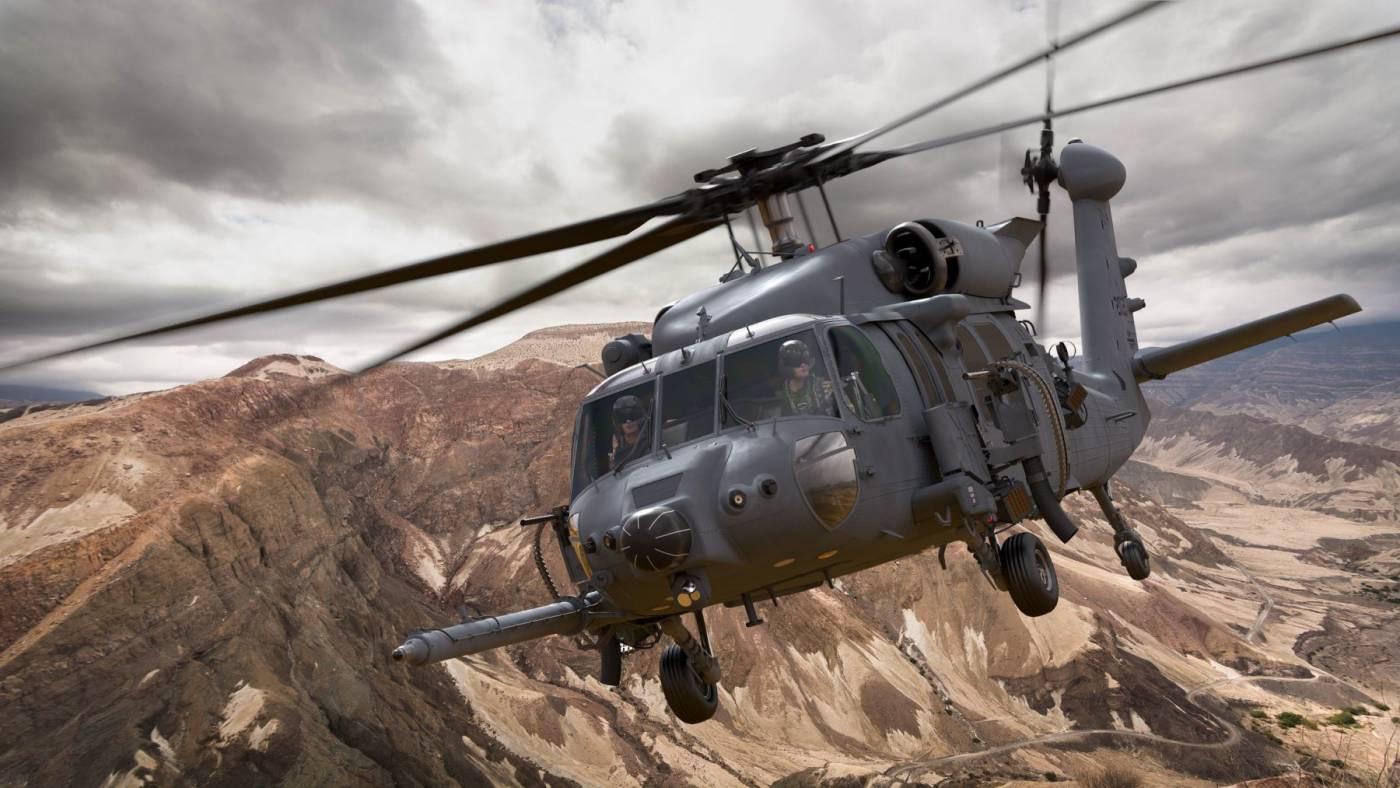 Sete militares americanos morrem em queda de helicóptero no Iraque