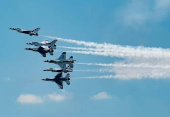 Foto - Thunderbirds