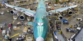 Boeing 747 Produção