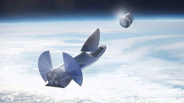 O BFR seria capaz de lançar mais satélites e modelos maiores do que os foguetes atuais