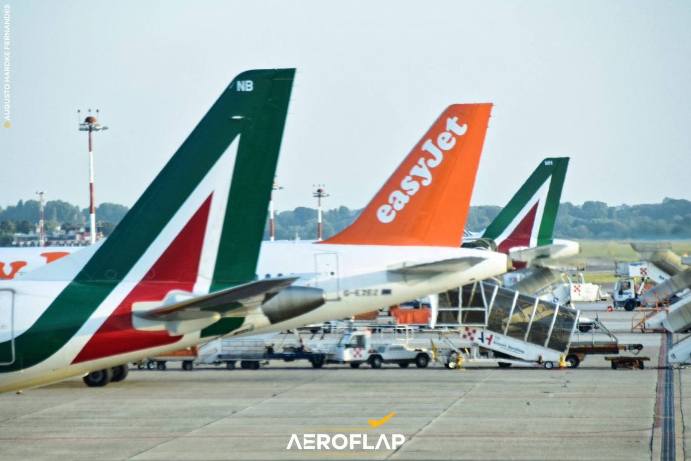 Lufthansa faz oferta para comprar a Alitalia por 500 milhões de euros