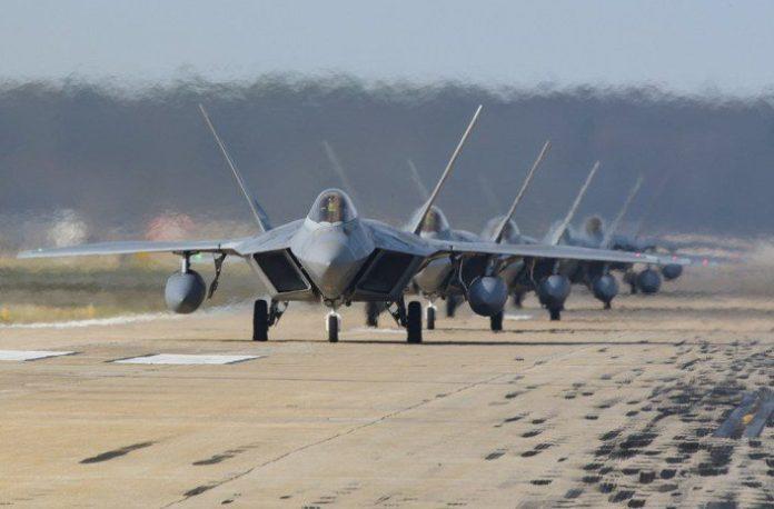 Força Aérea dos EUA F-22