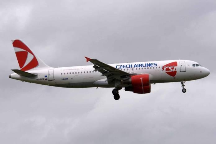 Czech Airlines República Tcheca Falência