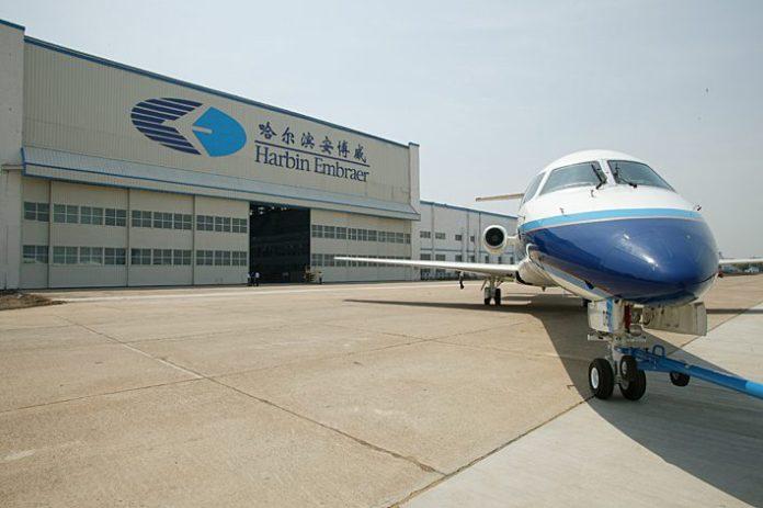 Embraer Aviões China