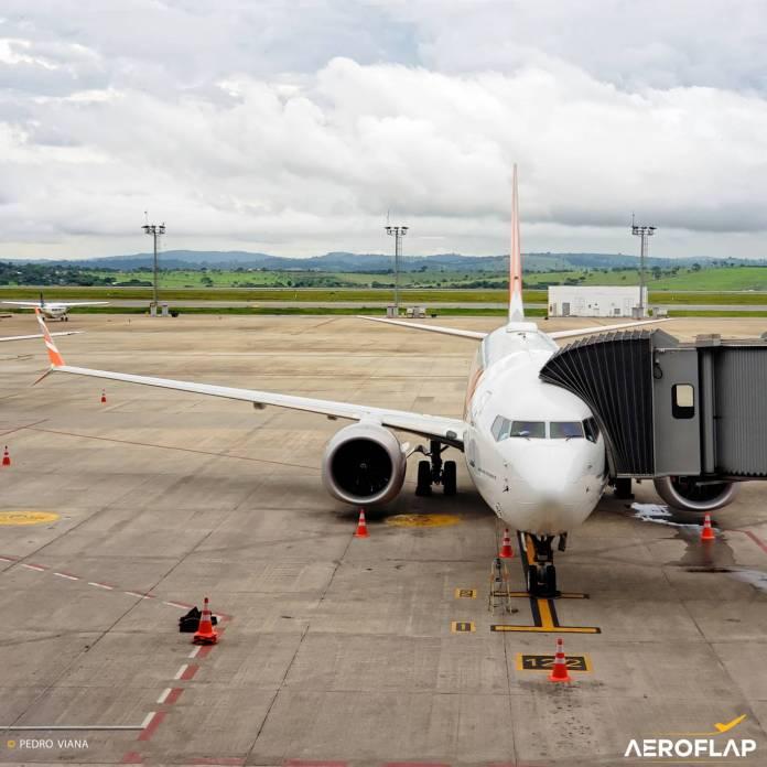 Boeing 737 MAX GOL ABEAR