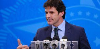 Ministro do Turismo Marcelo Álvaro Antônio