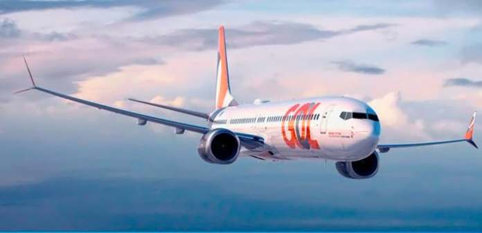 GOL Boeing 737 MAX 10