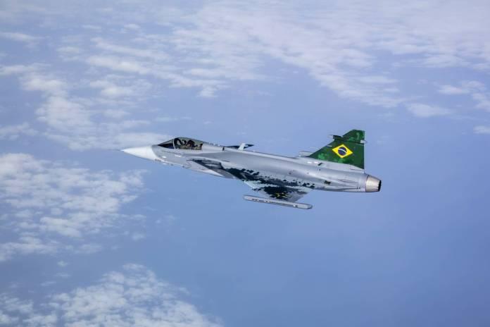 SAAB Gripen F-39E FAB