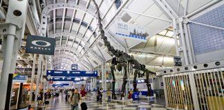 Aeroporto Chicago EUA