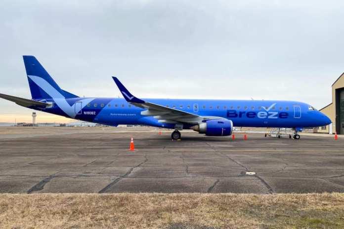 Azul Breeze Airways